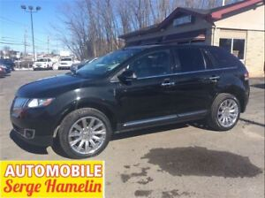 2014 Lincoln MKX high teck navigation  toit panoramique