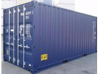 20ft x 8ft self storage shipping container for rent Elgin
