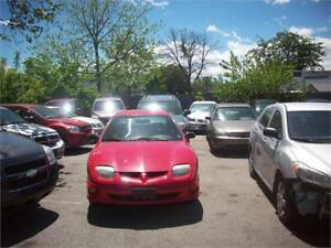 2002 Pontiac Sunfire SL RUNS AND DRIVES JUST IN AS-IS DEAL