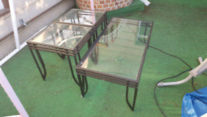 Coffee table and end tables REDUCED