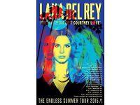 Lana Del Rey standing tickets