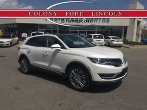 2016 Lincoln MKX LINCOLN CERTIFIED, RATES FROM 0.9%!