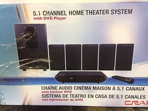 For sale - NEW Home theatre system
