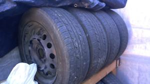 4 pneus Nexen CP671 P205/55R16 (Hyundai,Kia,Mazda,Mitsubishi)