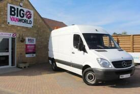 2012 MERCEDES SPRINTER 316 CDI MWB HIGH ROOF VAN MWB DIESEL