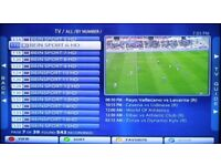 MAG 250 IPTV MAGBOX 12 MONTHS SUBSCRIPTION ZGEMMA/Mag/ANDROID