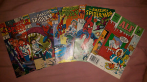 Comics for sale $15 for all