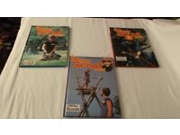JOB LOT 3 X SCOUTING ANNUALS