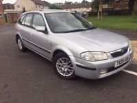 Mazda 323 GSI, 10 months MOT, nice and tidy!