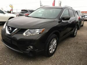 2014 Nissan Rogue SV ALL WHEEL DRIVE