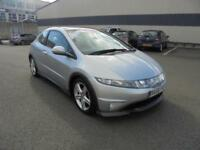 2007 Honda Civic 1.8i-VTEC Type S GT 140bhp Finance Available