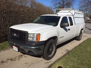 2009 GMC Sierra 1500 long box work truck