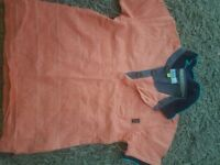 Boys Ted Baker Top