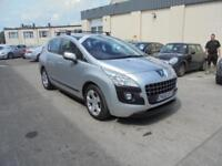 2011 Peugeot 3008 Crossover 1.6HDi ( 110bhp ) FAP 6sp Sport Finance Available