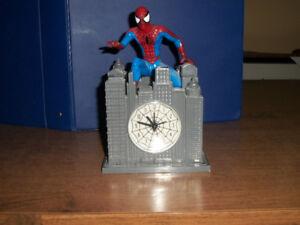 Spider-Man Alarm Clock