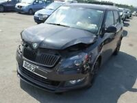 Skoda - fabia - Monte Carlo - 1.2 tsi - damaged repairable not golf r gti s3 vrs stPx cat d swap
