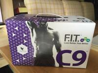 Amazing C9 Detox pack worth £129
