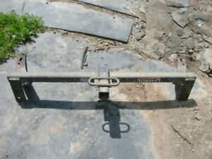 Trailer Hitch and Receiver