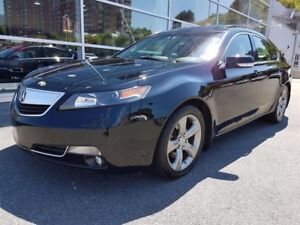 Acura TL SH-AWD Technology Package 2013