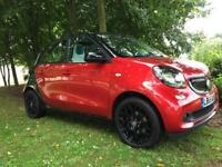 Smart forfour £5995