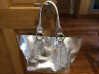 Boden leather bag