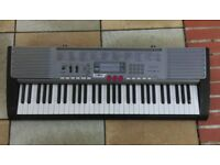 Casio LK-230 Electronic Keyboard With Key Lighting System