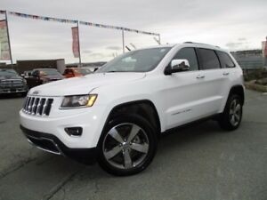 2015 Jeep GRAND CHEROKEE Limited (REDUCED TO $34980!!! 4X4, NAVI