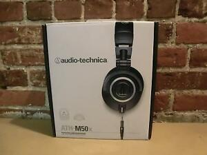 Casque Audio Technica ATH-M50X (i014433)