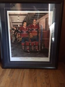 Hockey Legends print