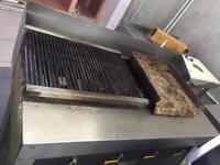 Takeaway grill