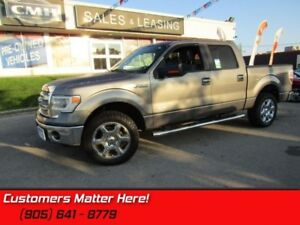 2014 Ford F-150 XLT  - XTR PACKAGE -  CAMERA