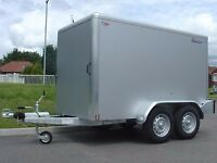 Looking For A Box Trailer (Preferably Indespension)