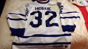 Authentic Toronto maple leafs NHL hockey jersey size 52