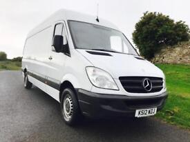 2012/12 Mercedes Benz Sprinter 313 CDI - LOW MILES