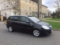 Vauxhall Zafira 1.6 Eco-flex Fully leather Excellent condition Electric heated seat
