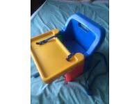 CHILD'S BOOSTER CHAIR