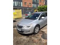 2012 Vauxhall Astra.1.7 tdci great condition.full service