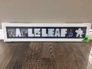 Toronto Maple Leafs Picture Frame - New!! In package