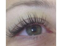 Individual eyelash extensions Luton - SPECIAL OFFER