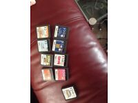 Nintendo ds with multiple games