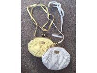 River Island Shoulder Bag / Purse x2
