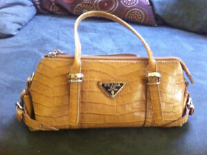 Prada clutch... excellent shape... with longer straps also