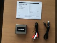 Newmark Stereo Audio Interface