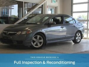 2009 Honda Civic Sport-Moon Roof