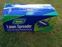Brand new Westland Lawn Spreader.