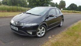 2008 Honda civic sport 2.2 i-cdti .diesel 5door