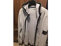 GENUINE Stone island hooded jacket