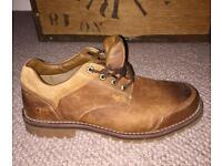 Timberland leather shoes UK 8.5