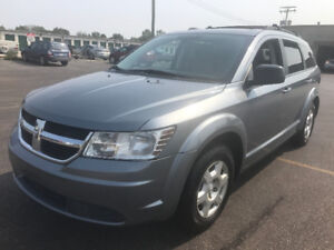 2009 Dodge Journey FWD 7 Seater Rear AC Saftied CLEAN TITLE MINT