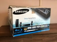 Samsung Home Cinema Blu-Ray 2.1 Fully Boxed